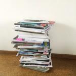 雑誌が好きすぎて。