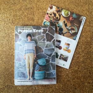 ピープル・ツリー2015年夏増刊号