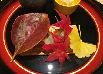 日本の秋はうつくしい。