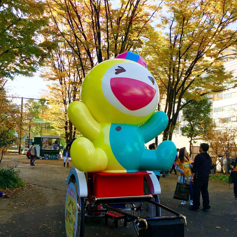 バディウォーク東京2016